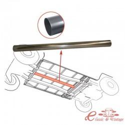 Tubo de calefacción debajo del marco diam. 89 mm de longitud 1270 mm para T2 8/72-