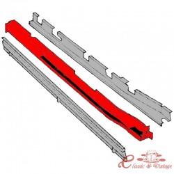 Rail de puerta lateral 68-79
