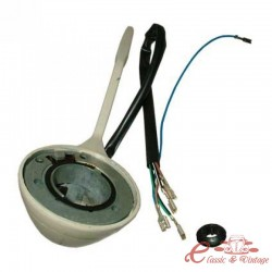 Mando beige 8 / 65-7 / 67 (5 cables y botón de rafagas)