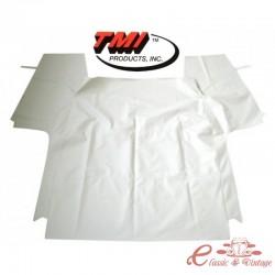 Cielo de vinilo blanco (TMI 48) 65-68