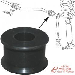 Silentblock de 19 mm entre bieleta y la barra estabilizadora