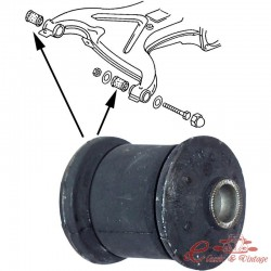 Silentbloc para brazo transversal trasero