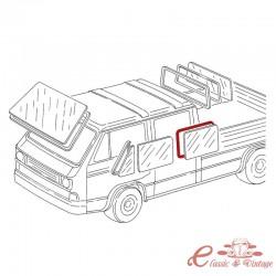 unta de ventana trasera izquierda o derecha para camioneta de cabina doble T25
