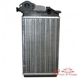 Radiador de calefacción en el bloque de calefacción trasero T25 8/82-7/92