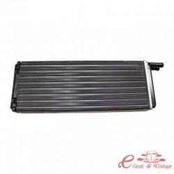 Radiador de calefacción en bloque calefactor delantero T25 8/82-7/92