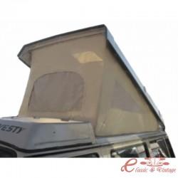 Lonas T25 Westfalia 80-5/84 con 3 ventanas BEIGE calidad económica