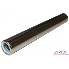 Tubo silencioso cromado 265mm