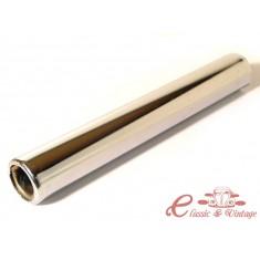 Tubo silencioso cromado aleman 250mm