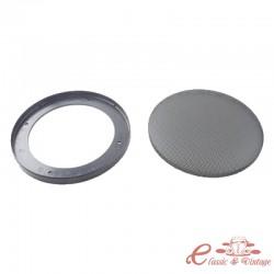 Rejilla Retrosound para altavoz de 10 cm de diámetro