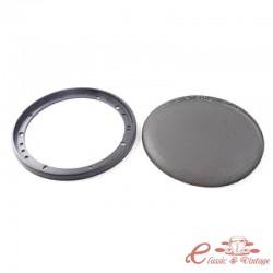 Rejilla Retrosound para altavoz de 16 cm de diámetro