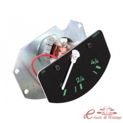 Dial de nivel de combustible 6V para Porsche 356 50-59