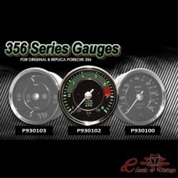 Tacómetro 8000rpm para Porsche 356 o réplica 356
