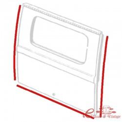 Juntas (3 piezas ) de portón trasero T2 50-63