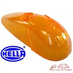 Cristal intermitente ala naranja 8/58-7/63 HELLA (con marcado CE)