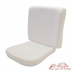 Reparación de espumas para un asiento delantero 181 (asiento y respaldo)
