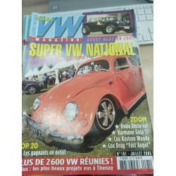 REVISTA SUPER VW MAGAZINE FRANCESA