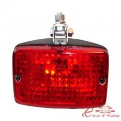 Luz antiniebla roja