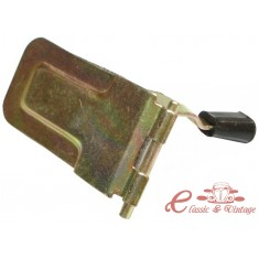 Tapa de salida de calefacción de largero izquierdo T1 8/71-