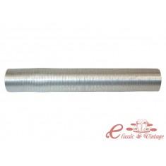 Tubo calefacción de aluminio medio metro diam 50mm