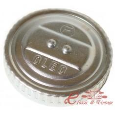 Tapón de aceite no cromado tipo original