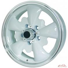 Llanta EMPI 5 brazos blanco pulido 5x112 SSP 5,5x15'' (ET20)