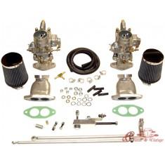 kit carburadores completo 40mm SCAT