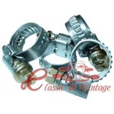 Abrazadera de tubo gasolina de 7 a 9 mm de diametro