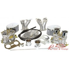 kit carburadores EMPI 40 hpmx completo