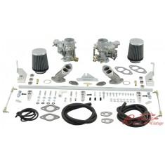 kit completo para carburadores weber 34 ICT para motor D/A