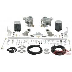 kit completo carburadores weber 34 ICT para motor S/A