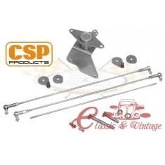 Mecanismo CSP para motor T1 con turbina PORSCHE y carbu IDA