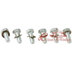 Set de 6 tornillos de mecanismo de embrague reforzados