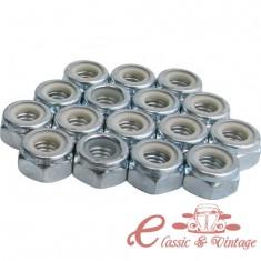 Set de 16 tuercas de culata diam 10mm