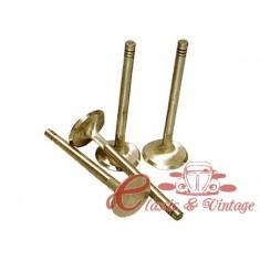 Valvula de escape 30mm (1,3-1,6 L ) 8/74-12/82 cola de 9mm