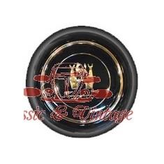 boton claxon negro sigla WOLFSBURG -67