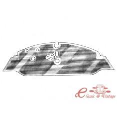 Tapiceria de caucho delantera T2 55-59