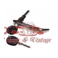 Maneta de puerta lateral 53-67 (con llaves )