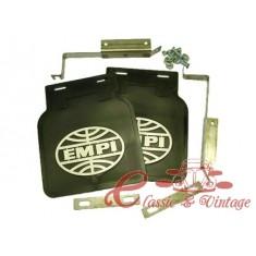 Faldillas (2) de ruedas traseras negras EMPI -72