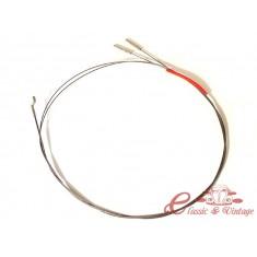 Cable de calefacción 8/72- excepto 1303 (1382mm)
