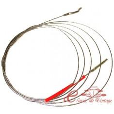 Cable de acelerador 1/66-7/71 (2627mm)