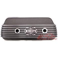 """Set de 2 tapas de balancines aluminio negros """"EMPI"""""""