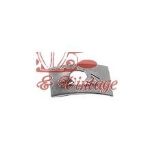 Clip de fijación de sigla de calandra