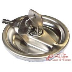 Tapón gasolina con llave 8/73-79 en acero
