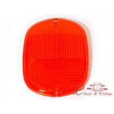 Plastico trasero 60-71 USA rojo