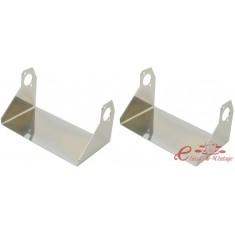 Set de 2 chapas de protección de tubos de guias de balancines