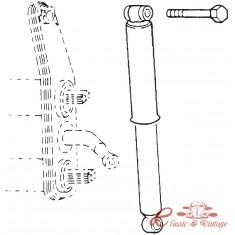 Tornillo de amortiguador delantero -62