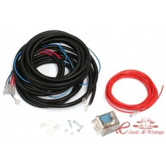 Relé de carga y cableado electrico para instalar segunda bateria
