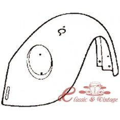 Aleta del izquierda 8/67-7/74 y 1200 8/73-7/74 (con agujero paragolpes y agujero intermitencia )