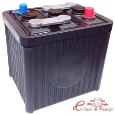 Bateria 6Volts negra 84Ah (sin acido ) para Combi Split