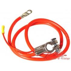 Cable positivo con borne
